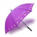 paraplu bedrukken - voorbeeld: SKSG paraplu