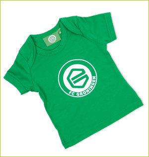 FC Groningen babyshirt
