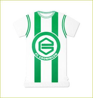 FC Groningen ijskrabber