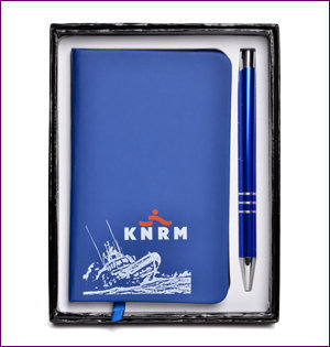 KNRM notitieboek