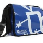 tassen bedrukken - voorbeeld: Amnesty lorrybag