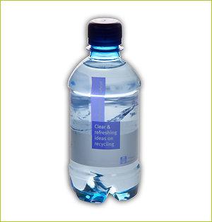 Bollegraaf waterflesje