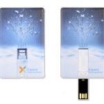 Usb stick credit card Experis