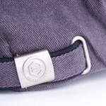 custom made caps - voorbeeld: FC Groningen cap detail