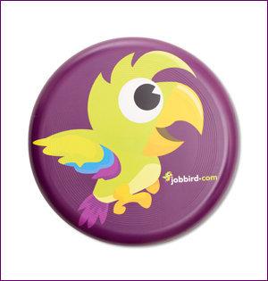Jobbird frisbee