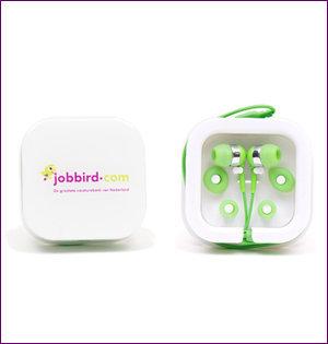 Jobbird oordopjes