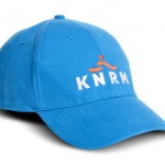 custom made caps - voorbeeld: KNRM cap