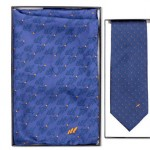 KVGN stropdas en damessjaal