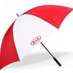 paraplu bedrukken - voorbeeld: Kia paraplu