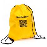 Noorderpoort rugzakje QRcode