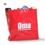 tassen bedrukken - voorbeeld: Oma tas
