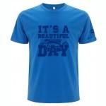 Zeehondencreche t-shirt blauw