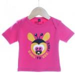 biologisch katoen - voorbeeld: Amnesty t-shirt roze