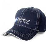 custom made mutsen - voorbeeld: Bollegraaf cap