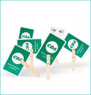 CDA speelkaarten
