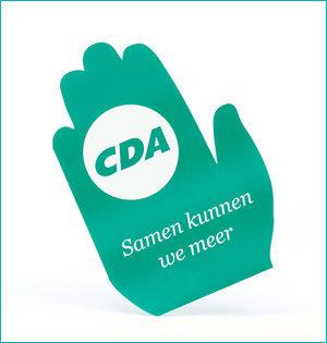 CDA zwaaihand