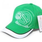 custom made mutsen - voorbeeld: FC Groningen cap fair wear