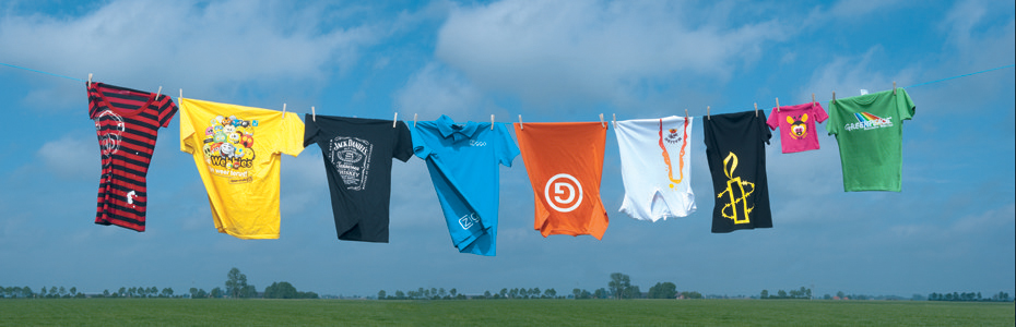 Merchandise shirts