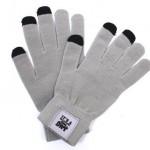 textiel bedrukken - voorbeeld: Zeehondencreche touchscreen handschoen