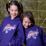 kinderkleding bedrukken - voorbeeld: kinderen voor kinderen kanga sweater