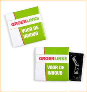 GroenLinks condooms