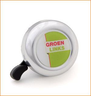 GroenLinks fietsbel