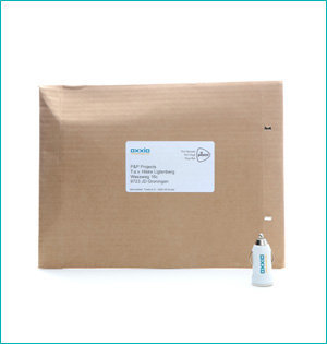Oxxio enveloppe met usb oplader