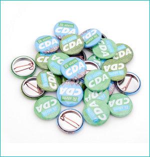 CDA buttons