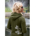 Noorderzon hooded sweater