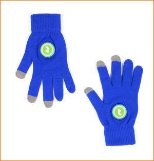 Transavia touch screen handschoen