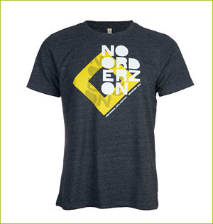 noorderzon 2014 earth positive heren t-shirt