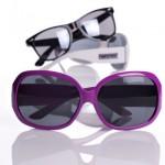 zonnebrillen-bedrukken - voorbeeld: Mainstreet zonnebrillen