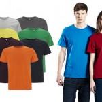 t-shirt bedrukken - voorbeeld: Continental Clothing EP01