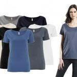 t-shirt bedrukken - voorbeeld: Continental Clothing EP09