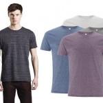 t-shirt bedrukken - voorbeeld: Continental Clothing EP15