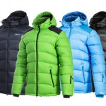 jassen bedrukken - voorbeeld: Craft down jacket men