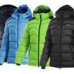 jassen bedrukken - voorbeeld: Craft down jacket women