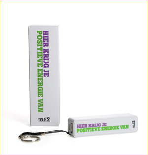 powerbank Tele2