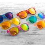 zonnebrillen-bedrukken - voorbeeld: zonnebril Sunset 45