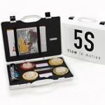 custom made relatiegeschenken - voorbeeld: FlowInMotion klus koffer