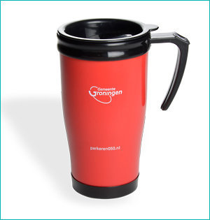 parkeren050 koffiebeker