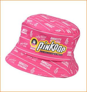 pinkpop hoedje 2015