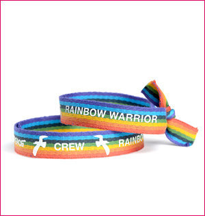 polsbandje Rainbow Warrior