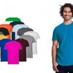 O61001 heren t-shirt Neutral