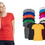 O81001 dames t-shirt Neutral