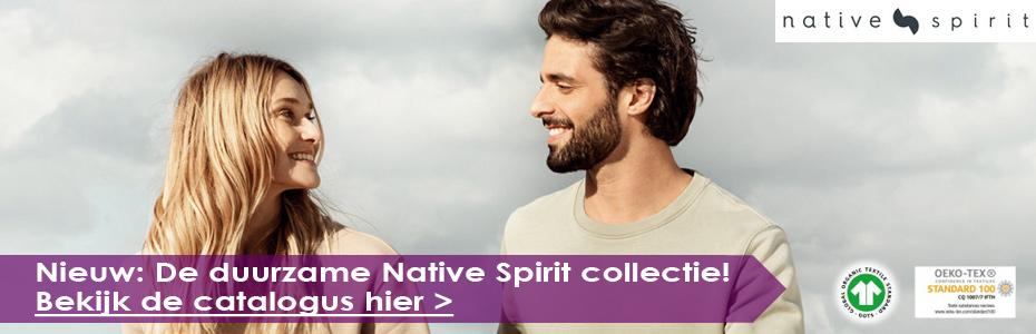 Samen met Native Spirit naar een ecoverantwoorde toekomst