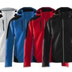 jassen bedrukken - voorbeeld: Craft jacket man
