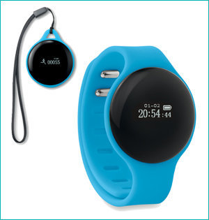 activity tracker 8734 blauw