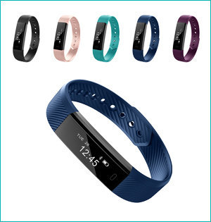 activity tracker bedrukken - voorbeeld: activity tracker ca5040