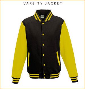 varsity jacket bedrukken - voorbeeld: varsity jacket 2